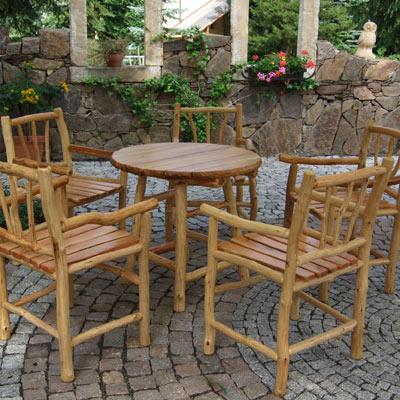 Sitzgruppe (Tisch und vier Stühle) aus Wildholz sitzgruppe tisch stühle) wildholz morgenstern Sitzgruppe (Tisch und vier Stühle) aus Wildholz geschnitzt