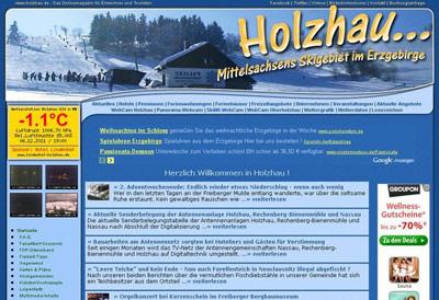Seit 1996: www.holzhau.de bcs computersysteme holzhau www.holzhau.de